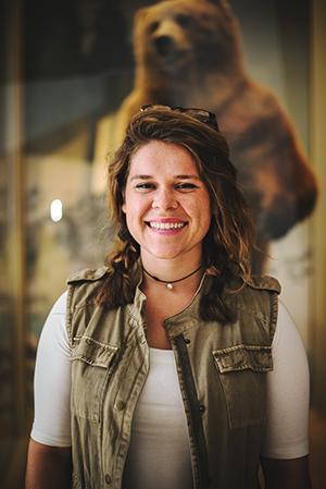 Emily Claire Mackey, 2016 FM Intern